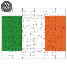 Irish Flag / Ireland Flag Puzzle