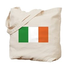 Irish Flag / Ireland Flag Tote Bag