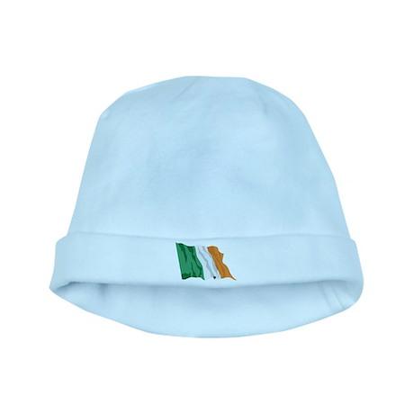 Irish Flag / Ireland Flag baby hat