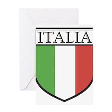 Italian.jpg Greeting Card