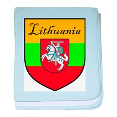 Lithuania-transp.png baby blanket