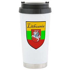 Lithuania-transp.png Travel Mug