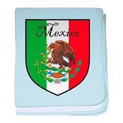 mexicoshield.png baby blanket