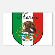 mexicoshield.png Postcards (Package of 8)