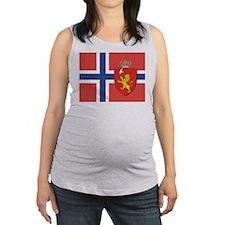 NORWAY-straight.jpg Maternity Tank Top