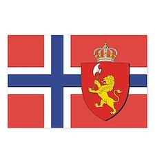 NORWAY-straight.jpg Postcards (Package of 8)