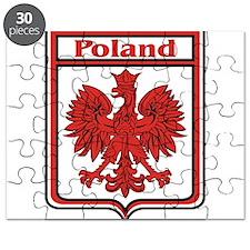 Poland Shield / Polska Puzzle