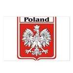 Poland-shield.jpg Postcards (Package of 8)
