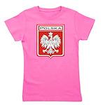 polska-dark.png Girl's Tee
