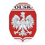 polska-dark.png Ornament (Oval)