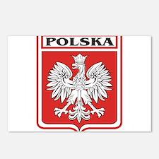 polska-dark.png Postcards (Package of 8)