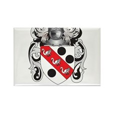 Clarkson 2 Coat of Arms Rectangle Magnet