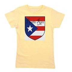 PuertoRico-Shield.jpg Girl's Tee