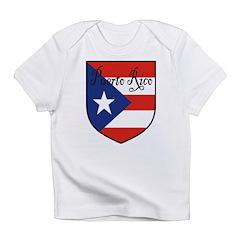 PuertoRico-Shield.jpg Infant T-Shirt