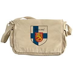 SuomiShield.jpg Messenger Bag
