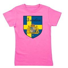 SwedenSHIELD.png Girl's Tee