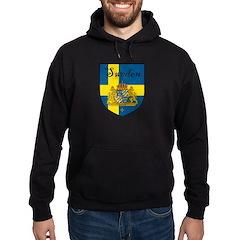 SwedenSHIELD.png Hoodie