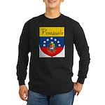 3-Venezuela-shield Long Sleeve T-Shirt