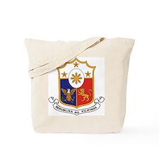philippines-coa.jpg Tote Bag