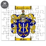 Maher Family Crest Puzzle