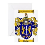 Maher Family Crest Greeting Cards (Pk of 10)