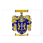 Maher Family Crest Postcards (Package of 8)