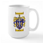 Maher Family Crest Large Mug