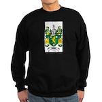 Malone Family Crest Sweatshirt (dark)