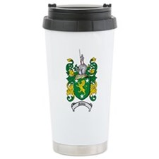 Malone Family Crest Travel Mug