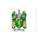 Malone Family Crest Postcards (Package of 8)