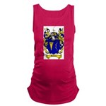 Maloney Family Crest Maternity Tank Top