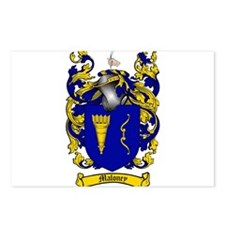 Maloney Family Crest Postcards (Package of 8)