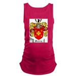 Manning Family Crest Maternity Tank Top