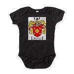 Manning Family Crest Baby Bodysuit