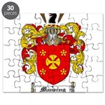 Manning Family Crest Puzzle