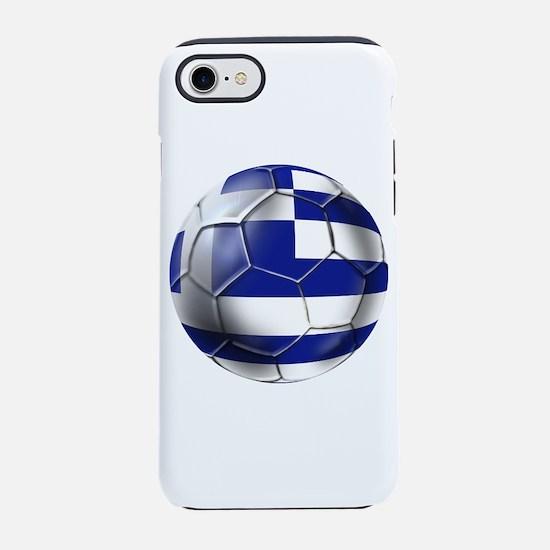 Greece Football iPhone 7 Tough Case