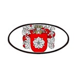 McBride Family Crest Patches