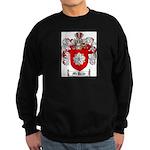 McBride Family Crest Sweatshirt (dark)