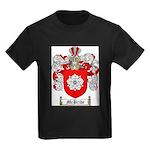 McBride Family Crest Kids Dark T-Shirt