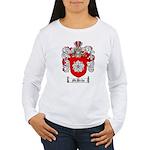 McBride Family Crest Women's Long Sleeve T-Shirt
