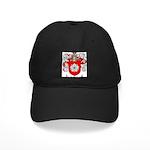 McBride Family Crest Black Cap