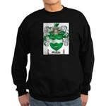 McCabe Family Crest Sweatshirt (dark)
