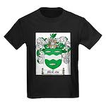 McCabe Family Crest Kids Dark T-Shirt