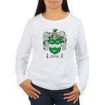 McCabe Family Crest Women's Long Sleeve T-Shirt