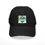 McCabe Family Crest Black Cap