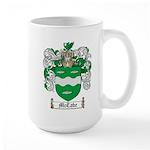 McCabe Family Crest Large Mug