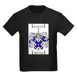 McCallum Family Crest Kids Dark T-Shirt