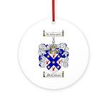 McCallum Family Crest Ornament (Round)