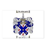 McCallum Family Crest Postcards (Package of 8)
