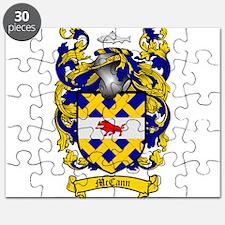 McCann Family Crest Puzzle